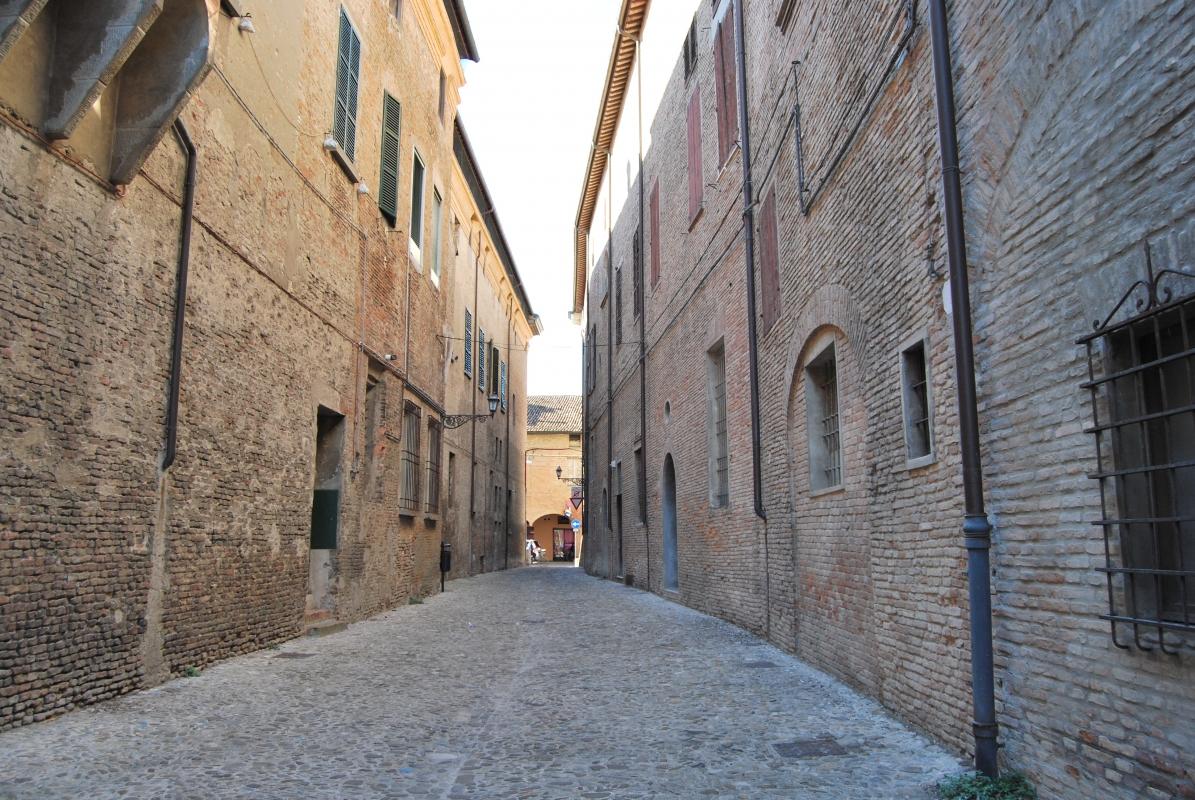 Via Sassi, Architettura e storia - Chiari86 - Forlì (FC)