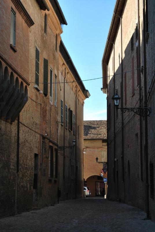 Zoom su via sassi - Chiari86 - Forlì (FC)