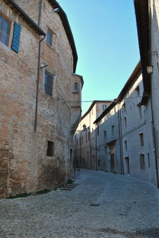 Curve, via sassi - Chiari86 - Forlì (FC)