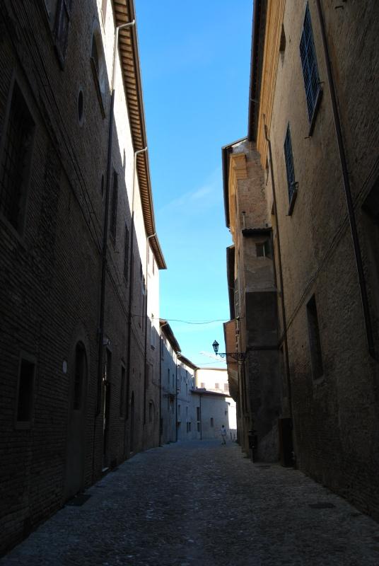 Via sassi, una delle vie più antiche di forlì - Chiari86 - Forlì (FC)