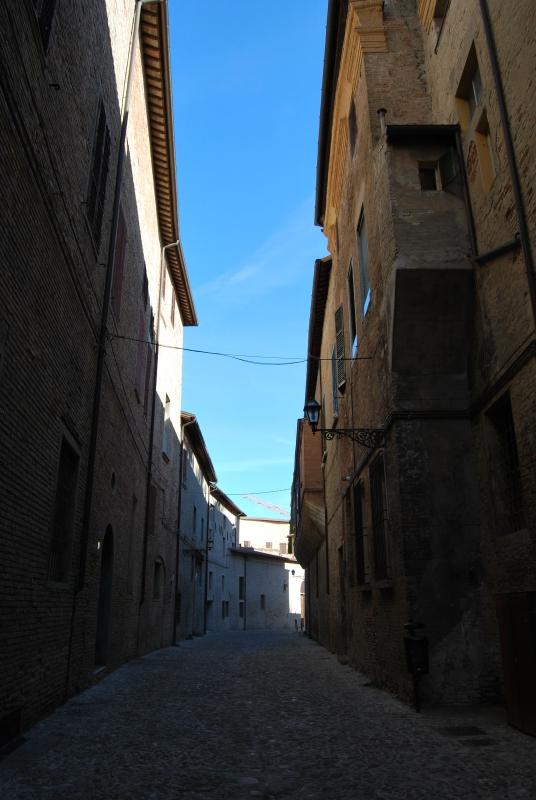 Vie storiche di forlì, Via Sassi - Chiari86 - Forlì (FC)