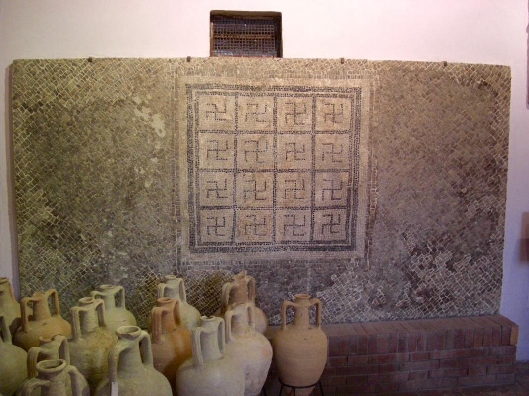 MAF Mosaico e anfore - Clawsb - Forlimpopoli (FC)