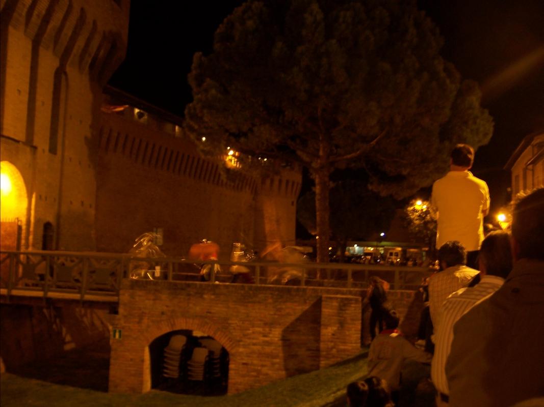 Rocca Ordelaffiana100 3599 - Flash2803 - Forlimpopoli (FC)