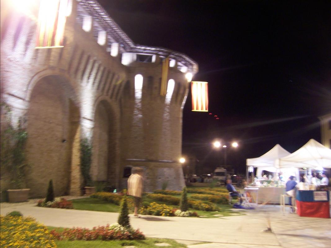 Rocca Ordelaffiana100 3595 - Flash2803 - Forlimpopoli (FC)
