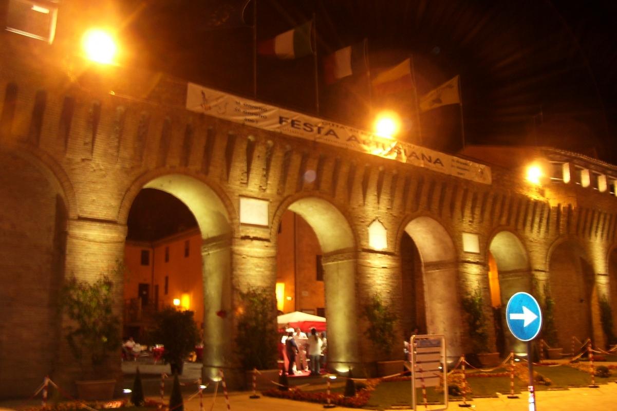 Rocca Ordelaffiana100 0603 - Flash2803 - Forlimpopoli (FC)