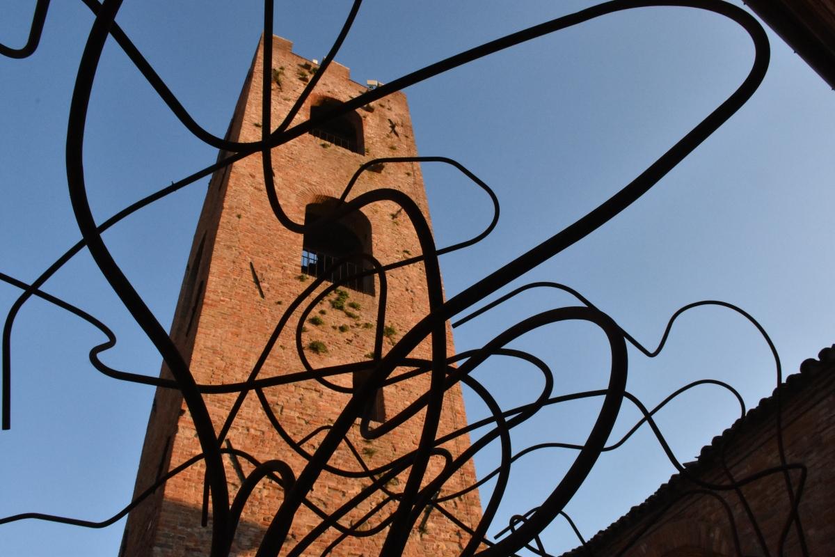 Torre civica del Castello Malatestiano - Mantovaniraffaella - Longiano (FC)
