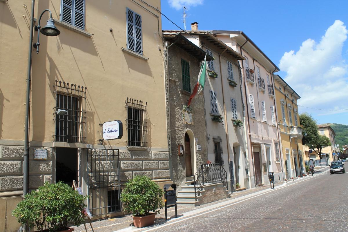 Museo del Risorgimento, Corso Garibaldi - Patrizia Diamante - Modigliana (FC)