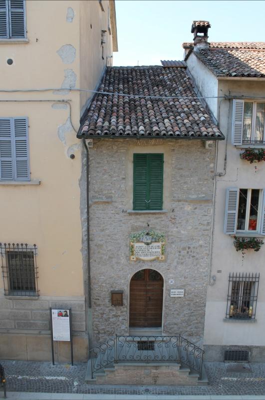 Museo Civico e Casa natale di Don Giovanni Verità - Patrizia Diamante - Modigliana (FC)