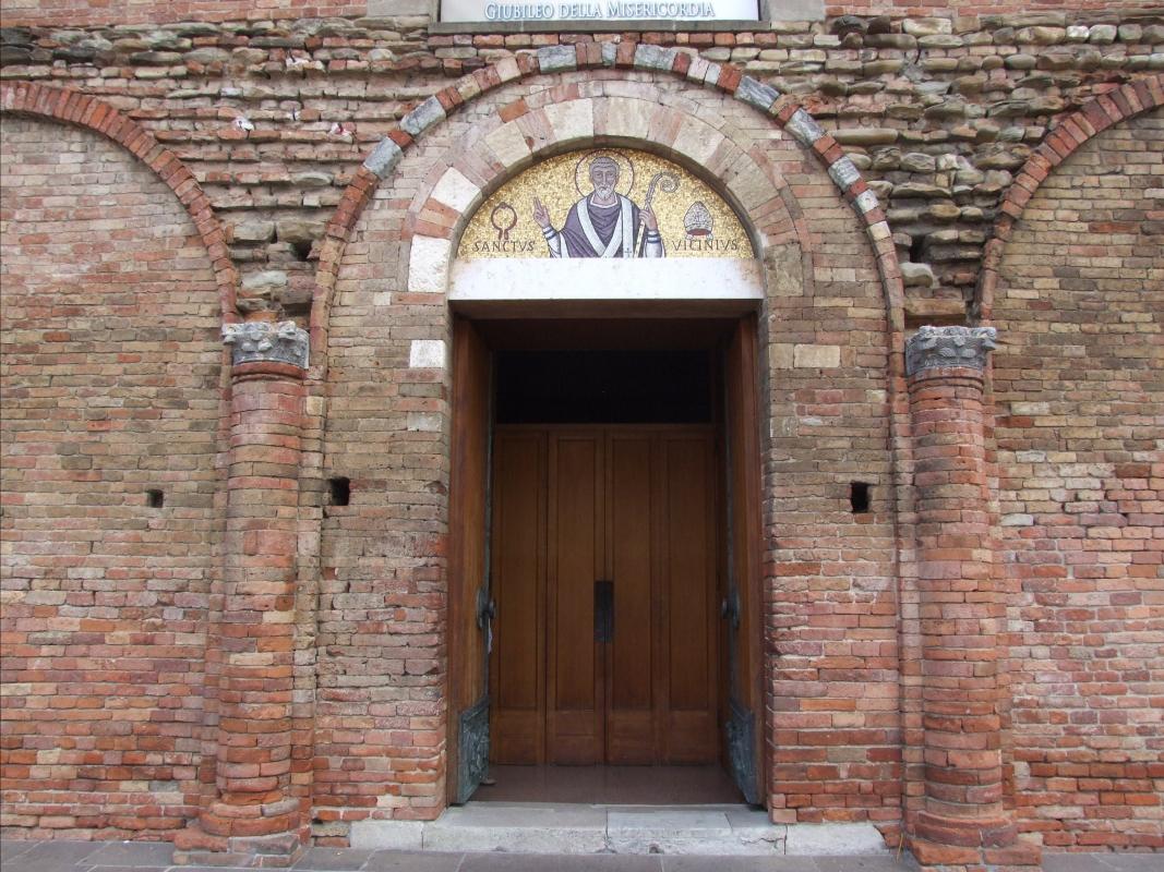 Basilica concattedrale di Sarsina - 2 - Diego Baglieri - Sarsina (FC)