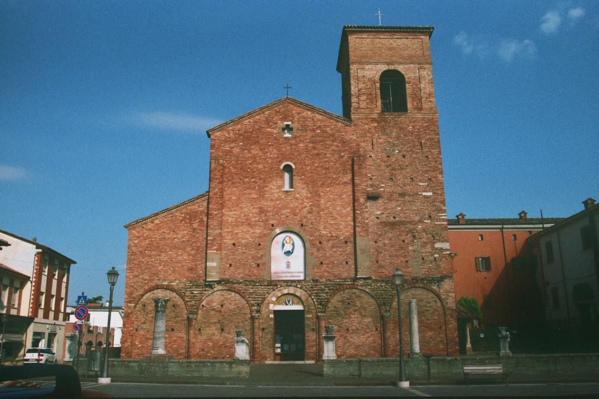 Basilica concattedrale di Sarsina - Era.dajci - Sarsina (FC)