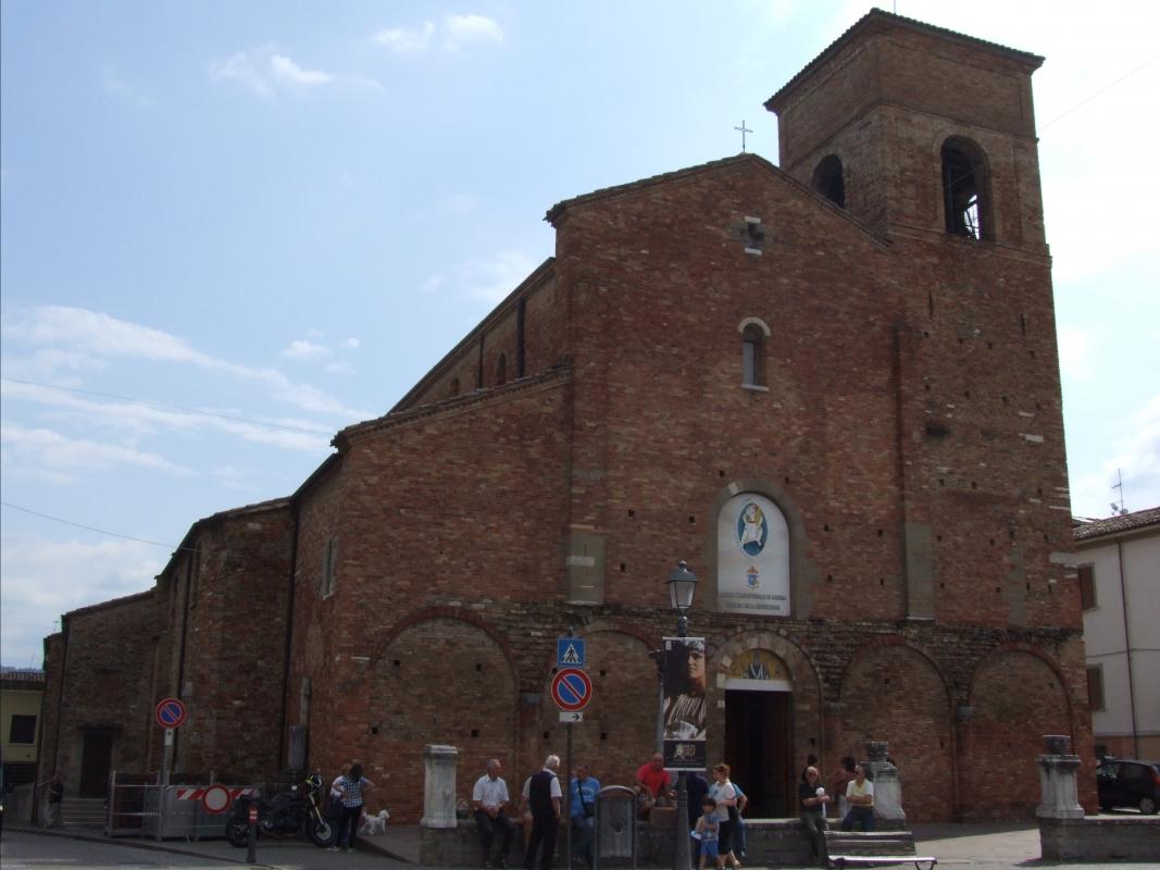 Basilica concattedrale di Sarsina - 4 - Diego Baglieri - Sarsina (FC)