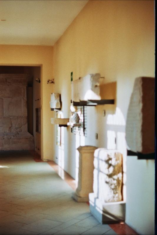 Museo Archeologico Sarsinate interno - Andrea.andreani - Sarsina (FC)