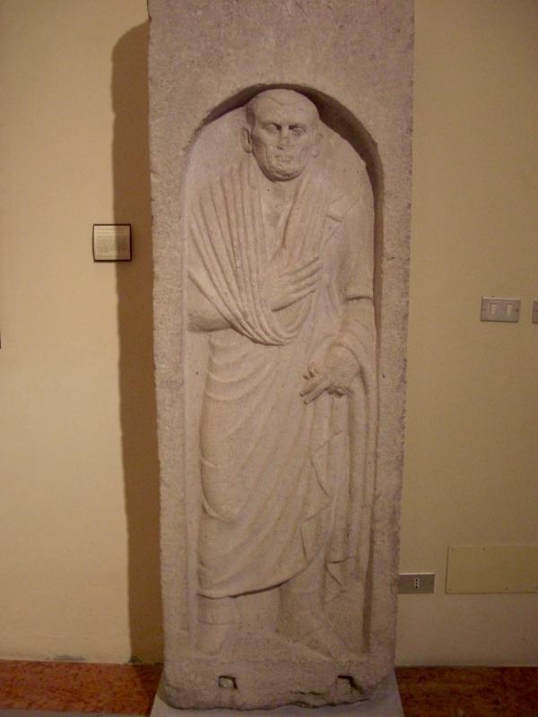 Museo Archeologico Sarsinate Monumento funebre 1 - Clawsb - Sarsina (FC)