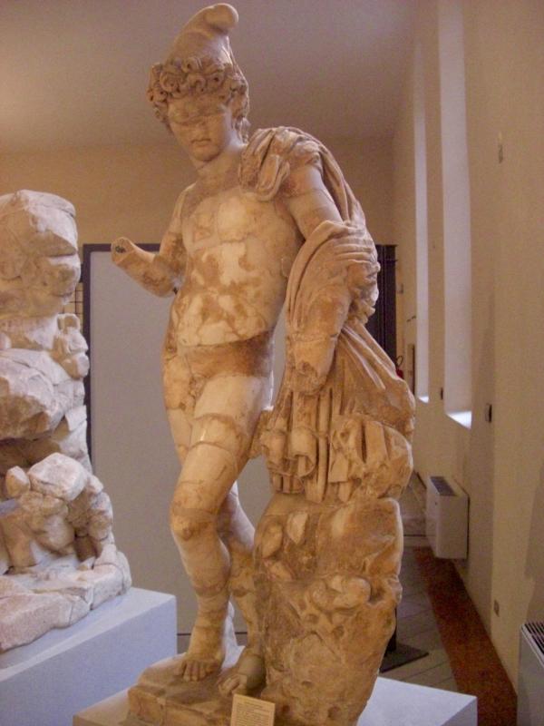 Museo Archeologico Sarsinate Statua Romana - Clawsb - Sarsina (FC)