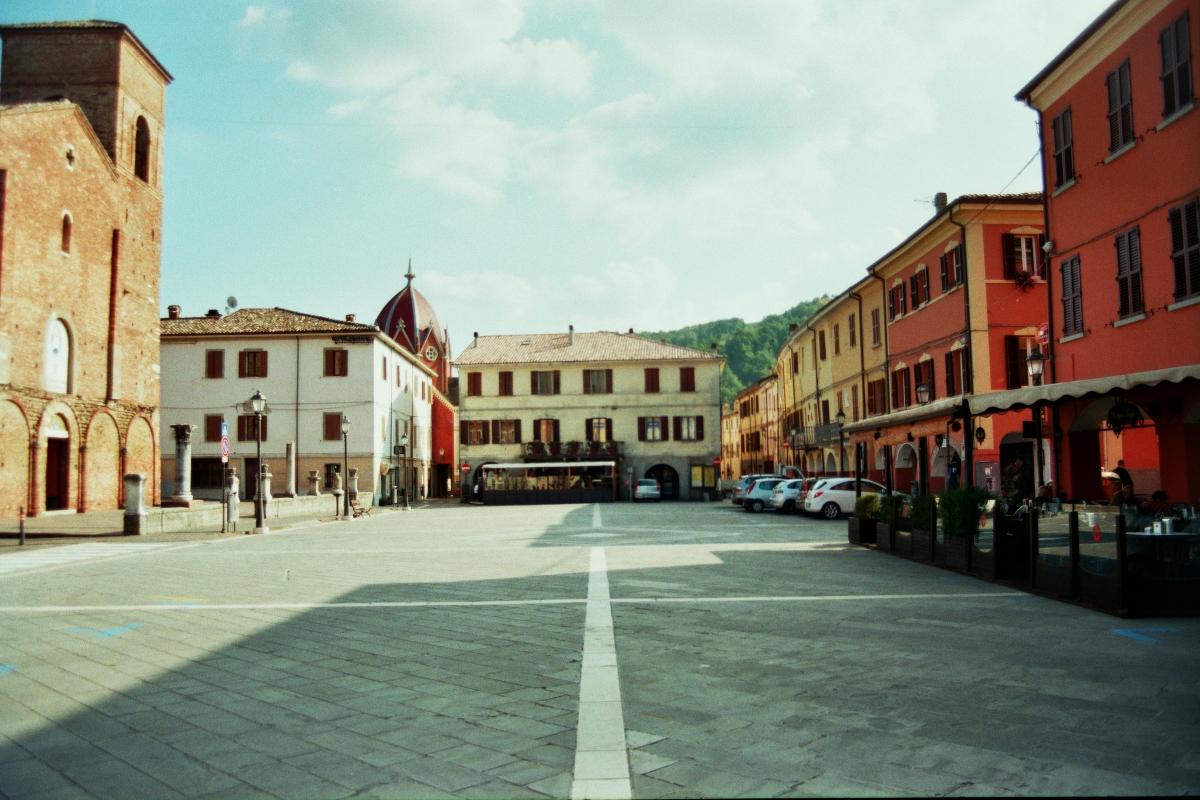 Piazza Tito Maccio Plauto - Era.dajci - Sarsina (FC)