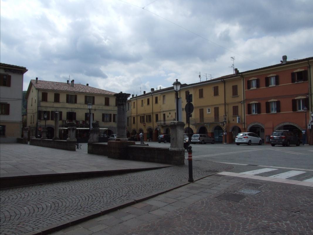 Piazza Tito Maccio Plauto - Sarsina 4 - Diego Baglieri - Sarsina (FC)