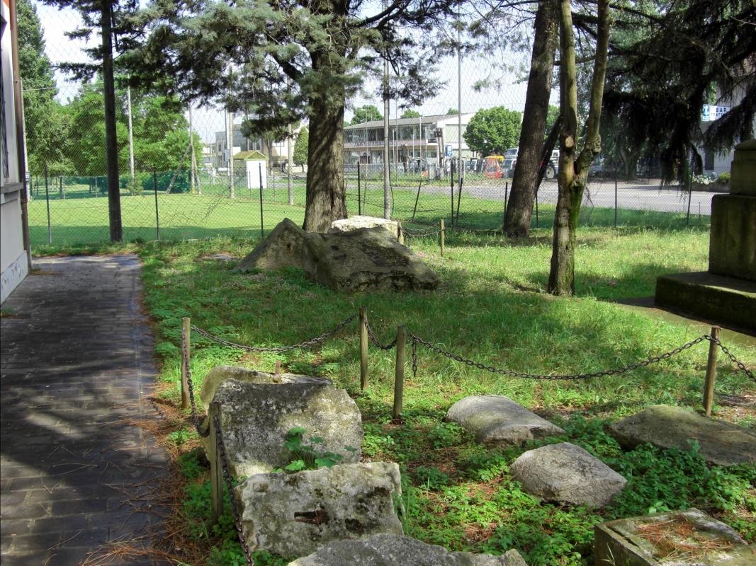 Pieve di San Giovanni in Compito Ruderi di età Romana - Clawsb - Savignano sul Rubicone (FC)
