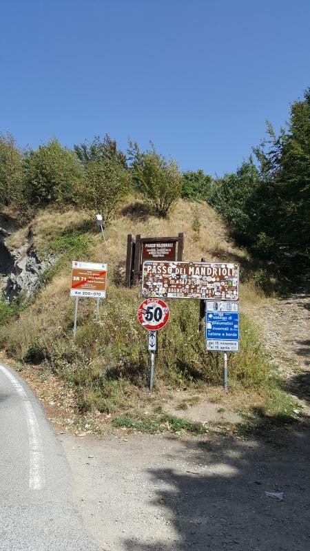 Passo dei Mandrioli 03 - Marco Musmeci - Bagno di Romagna (FC)