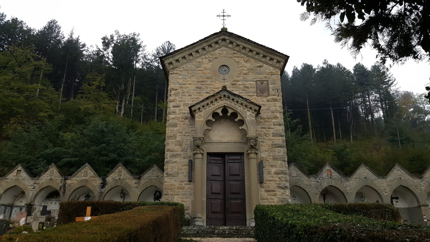 Nei dintorni del Palazzo del Capitano a San Piero in Bagno - Marco Musmeci - Bagno di Romagna (FC)