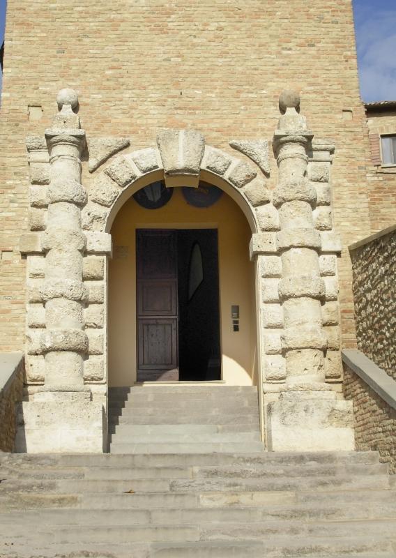Porta ingresso rocca bertinoro - Ilicemonti50 - Bertinoro (FC)
