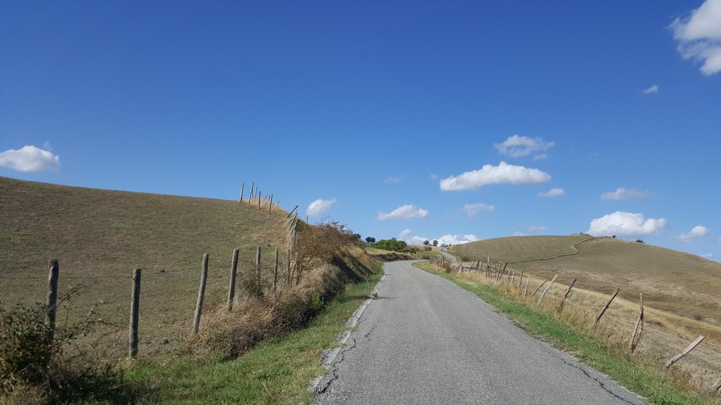 Panorama da lontano 08 - Marco Musmeci - Borghi (FC)
