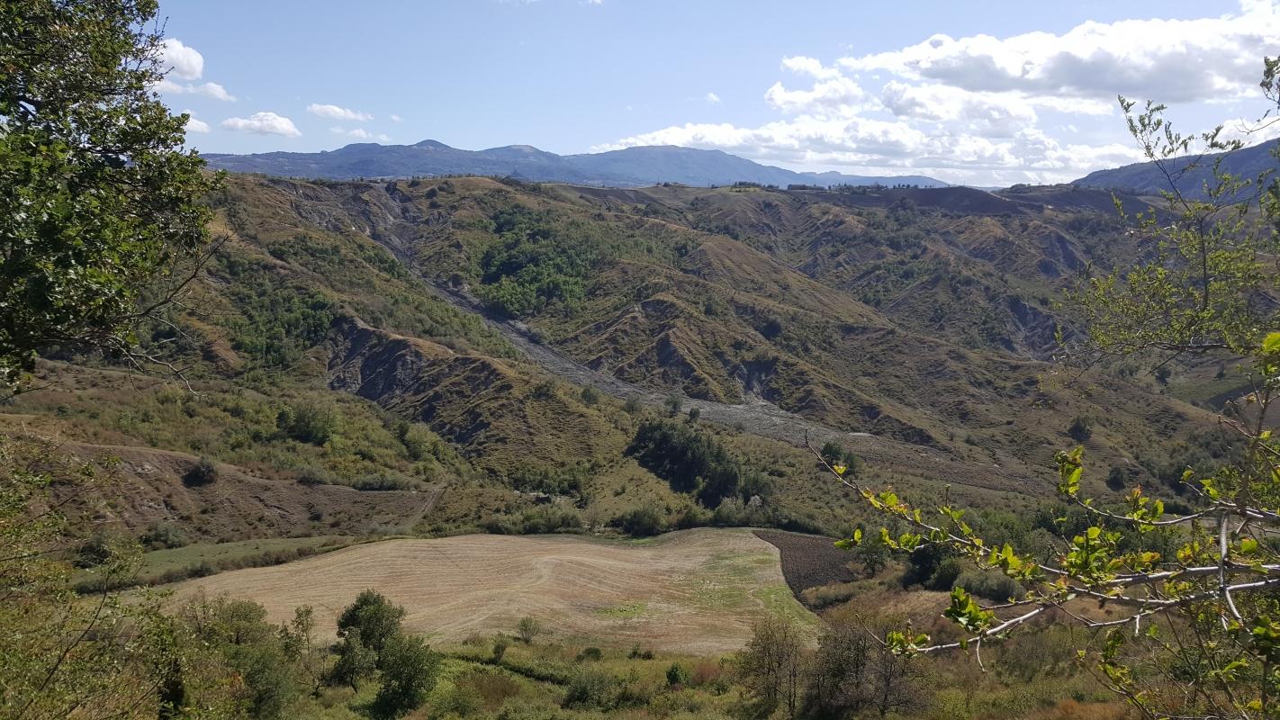 Panorama da lontano 09 - Marco Musmeci - Borghi (FC)