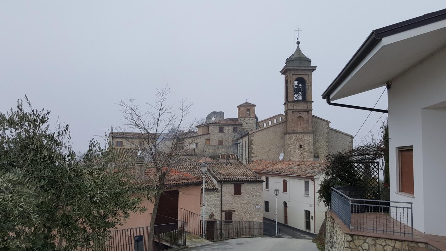 San Giovanni in Galilea 01 - Marco Musmeci - Borghi (FC)