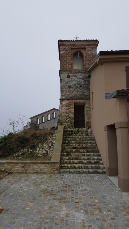 San Giovanni in Galilea 03 - Marco Musmeci - Borghi (FC)