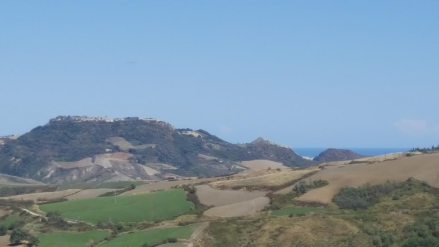 Panorama da lontano 03 - Marco Musmeci - Borghi (FC)