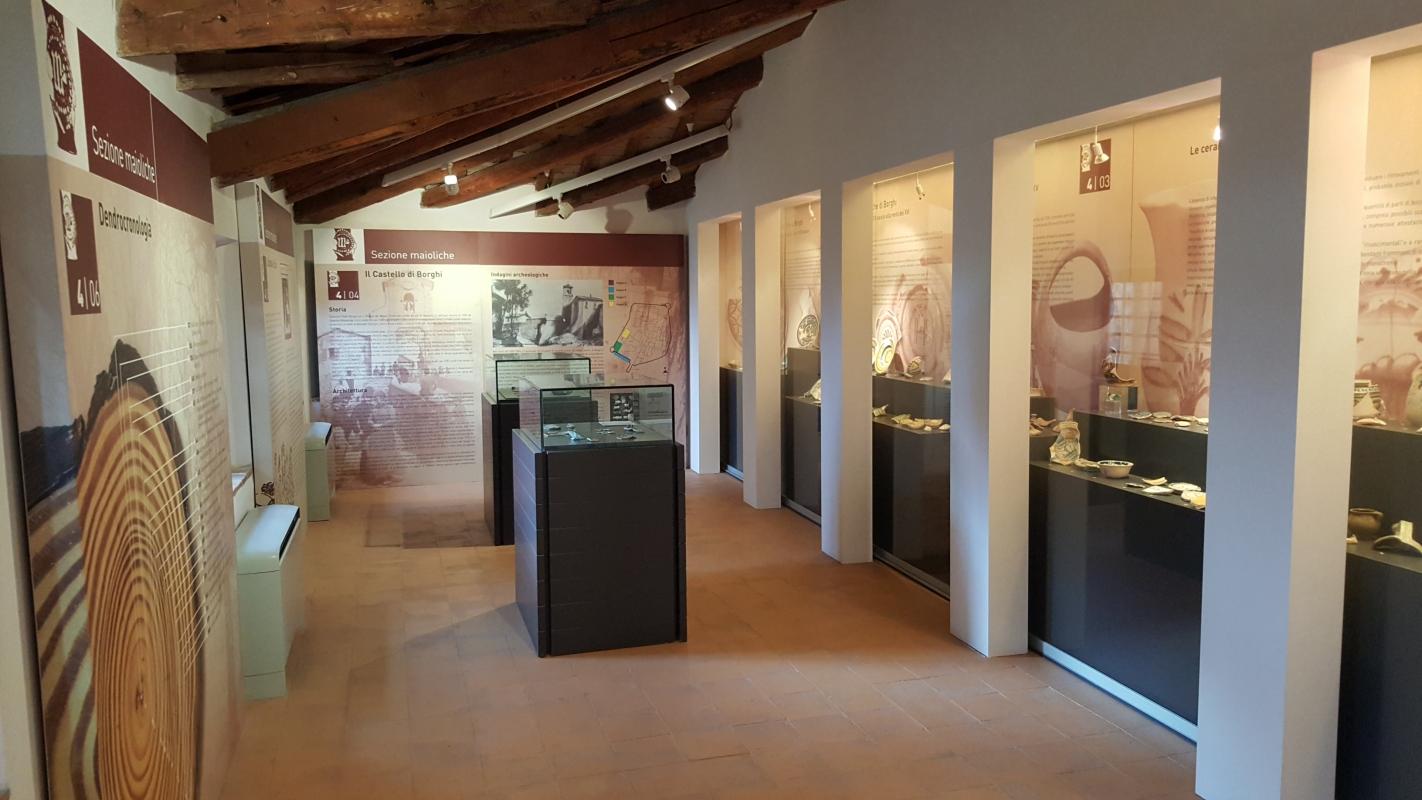 Museo Renzi 01 - Marco Musmeci - Borghi (FC)