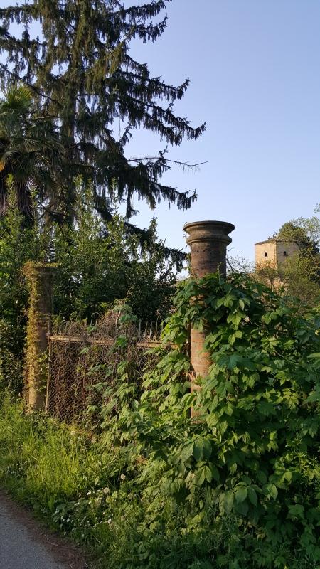 """Studi in preparazione del documentario """"Romagna toscana"""" 22 - Marco Musmeci - Castrocaro Terme e Terra del Sole (FC)"""