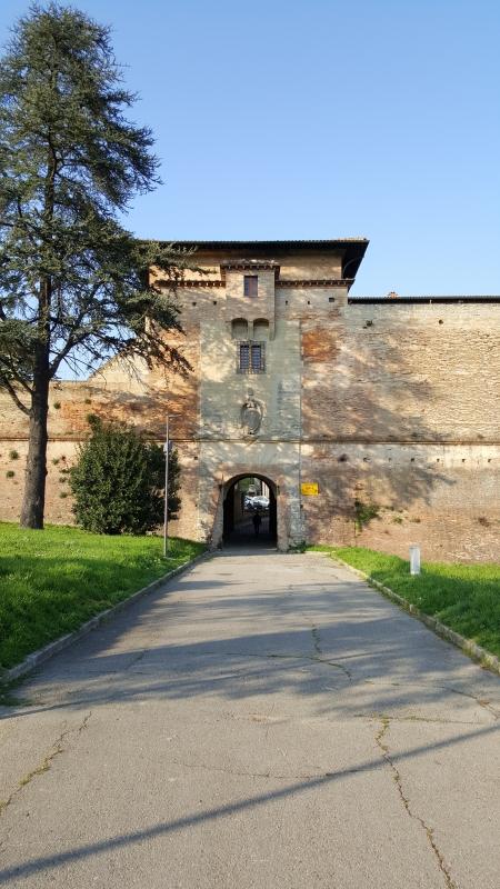 """Studi in preparazione del documentario """"Romagna toscana"""" 16 - Marco Musmeci - Castrocaro Terme e Terra del Sole (FC)"""