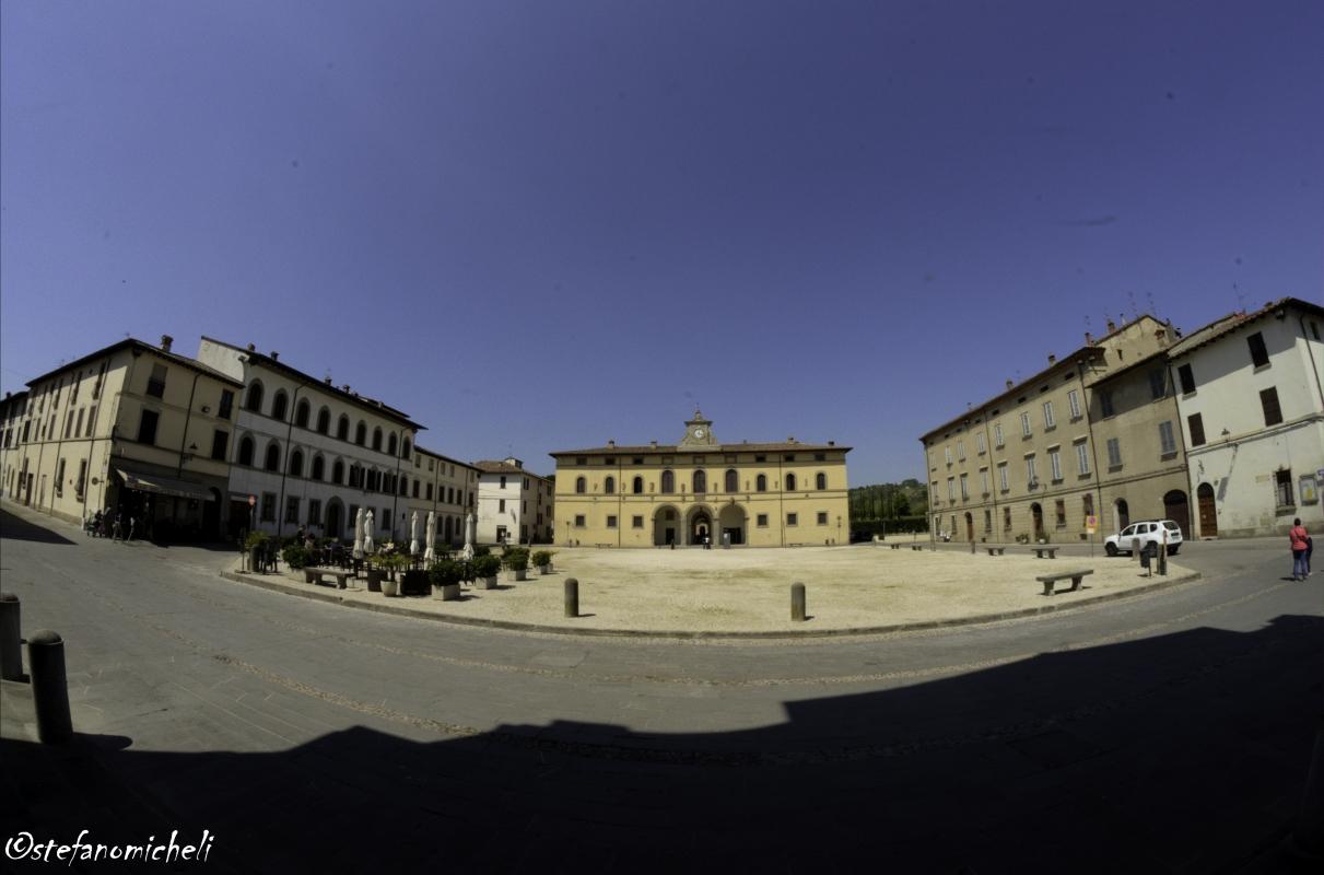 Palazzo Pretorio e Piazza d'armi - Stefano Micheli - Castrocaro Terme e Terra del Sole (FC)