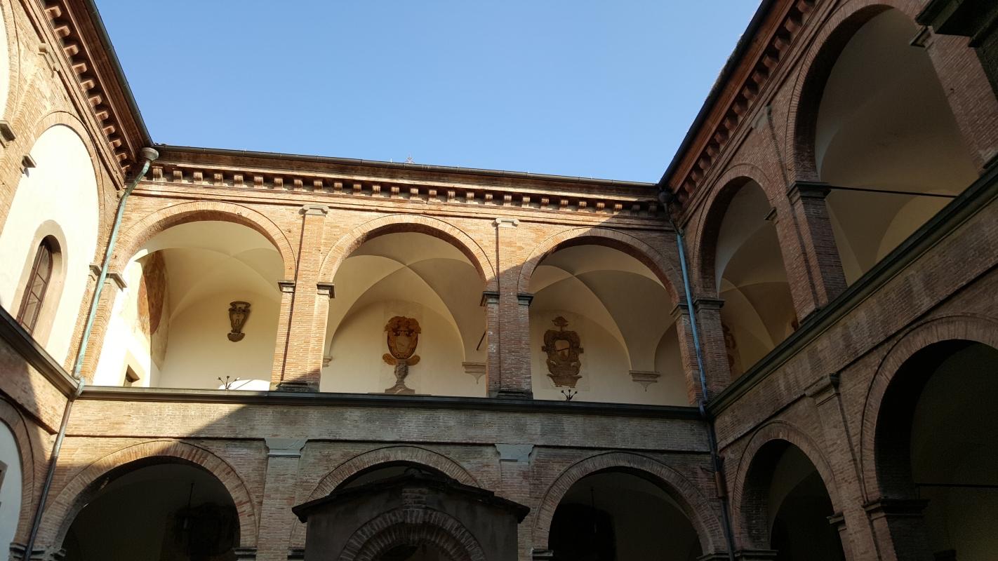 """Studi in preparazione del documentario """"Romagna toscana"""" 08 - Marco Musmeci - Castrocaro Terme e Terra del Sole (FC)"""