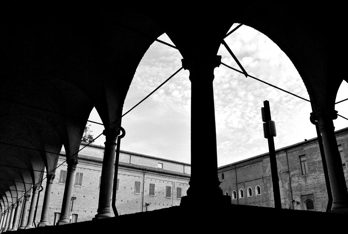 Geometrie al Chiostro di San Francesco - Luca Spinelli Cesena - Cesena (FC)