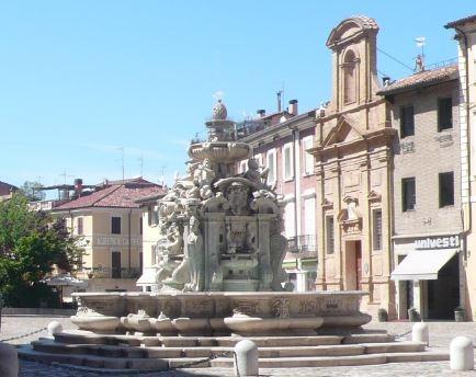 Fontana Masini 1 - Cesena - RatMan1234 - Cesena (FC)