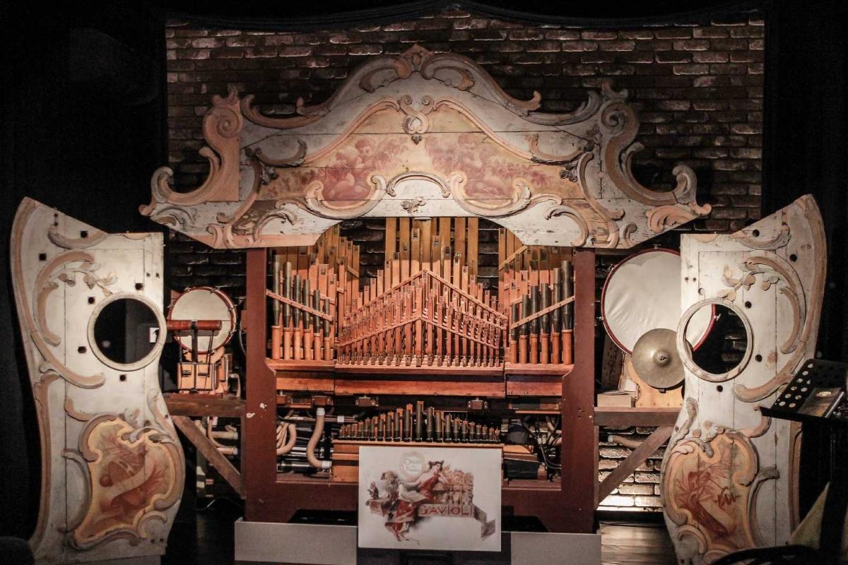 Organetto orchestrale - Boschettim65 - Cesena (FC)