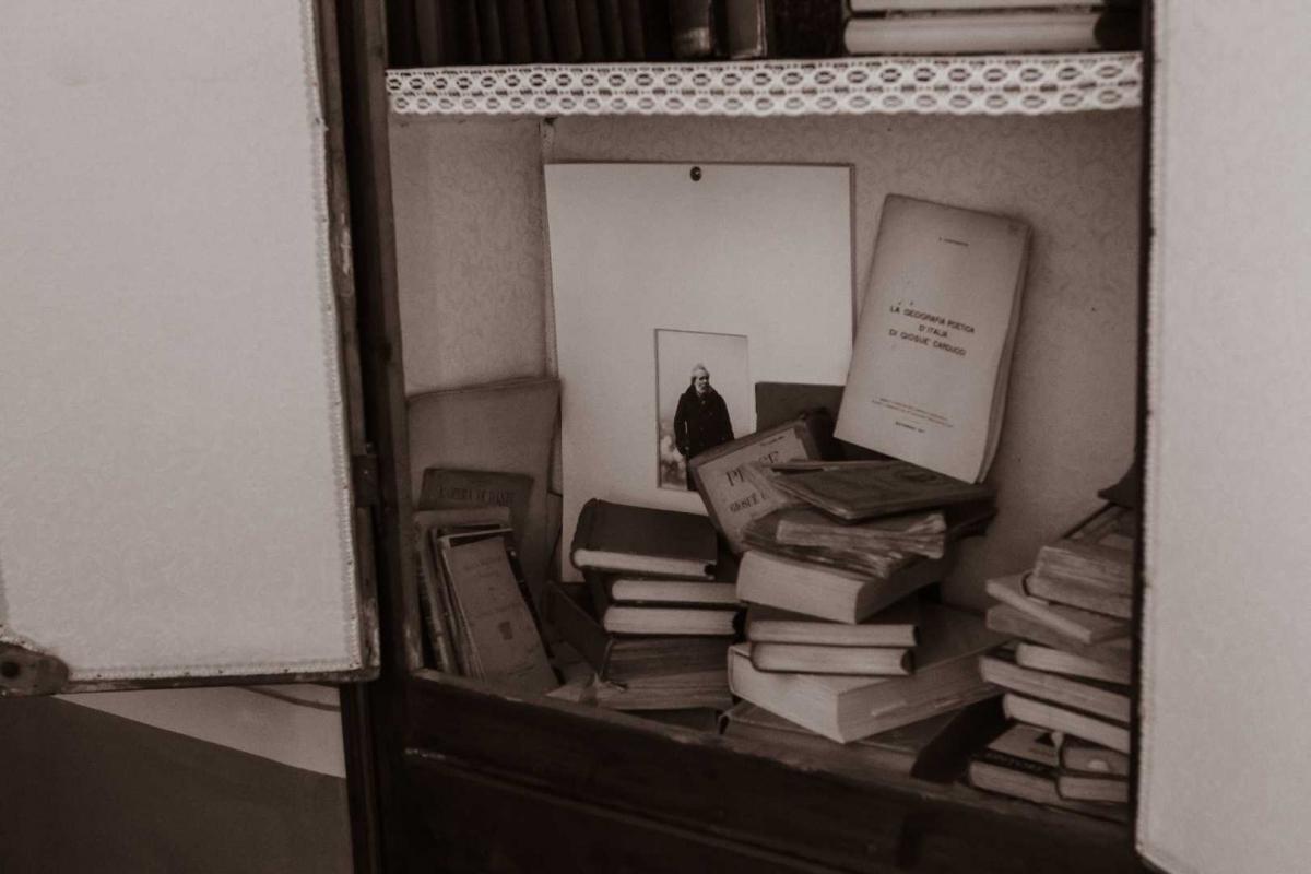 Libreria armadio del Carducci - Boschettim65 - Cesena (FC)