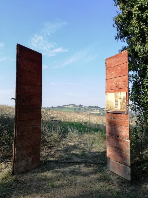 Villa Silvia - Giardino parlante 02 - Francescalucchi1975 - Cesena (FC)