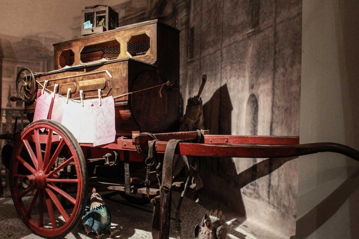 Organetto di strada - Boschettim65 - Cesena (FC)
