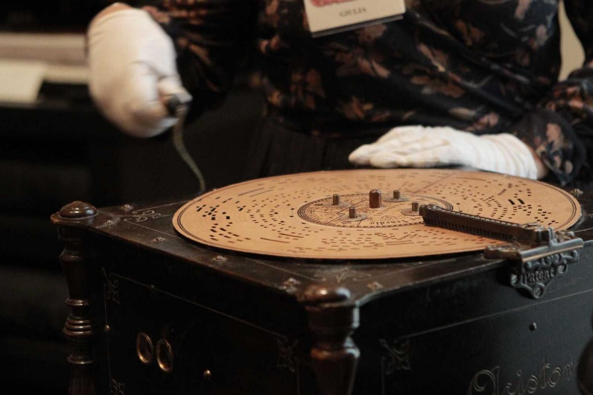 Uno dei primi dischi - Boschettim65 - Cesena (FC)