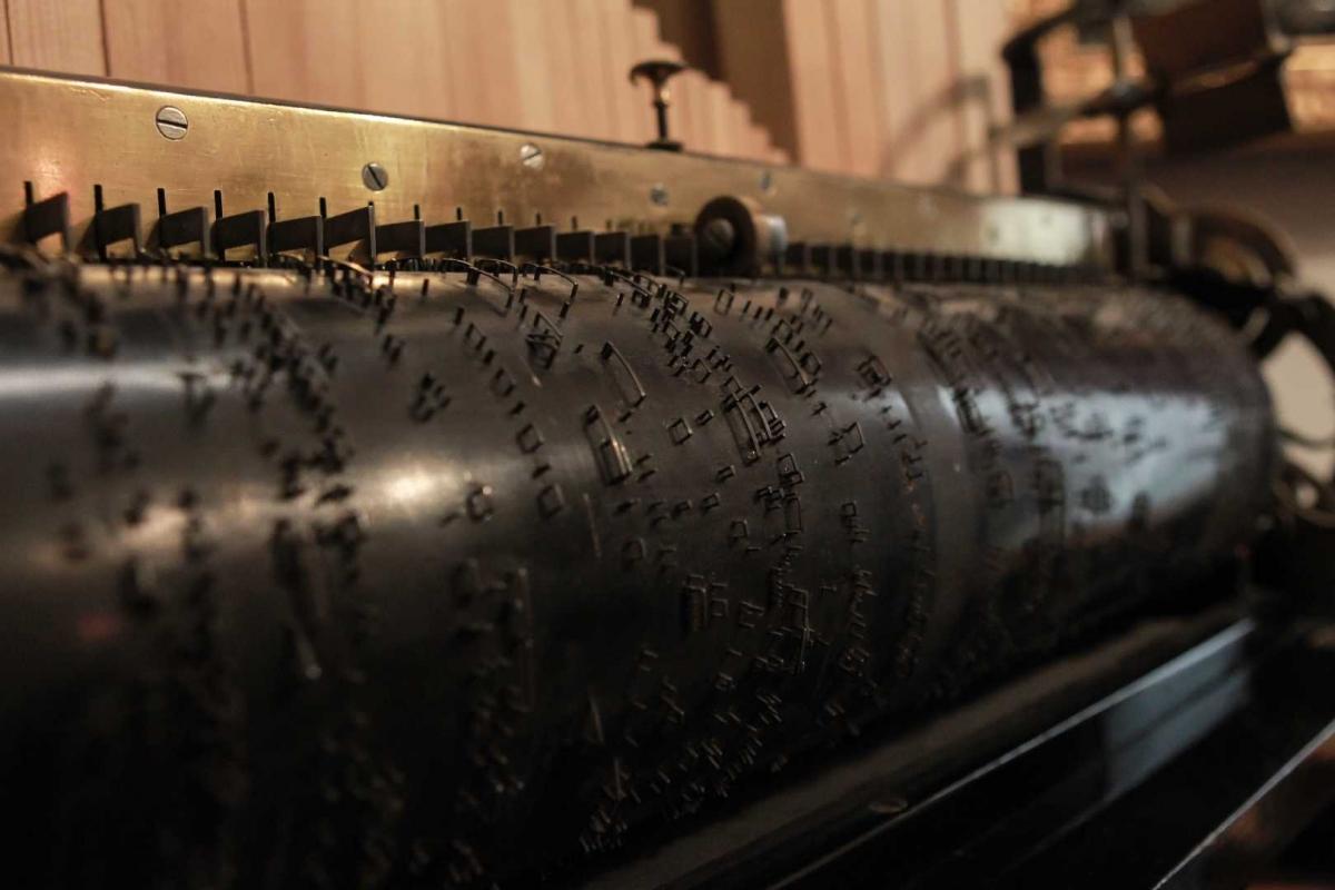 Particolare di Carillon 3 - Boschettim65 - Cesena (FC)
