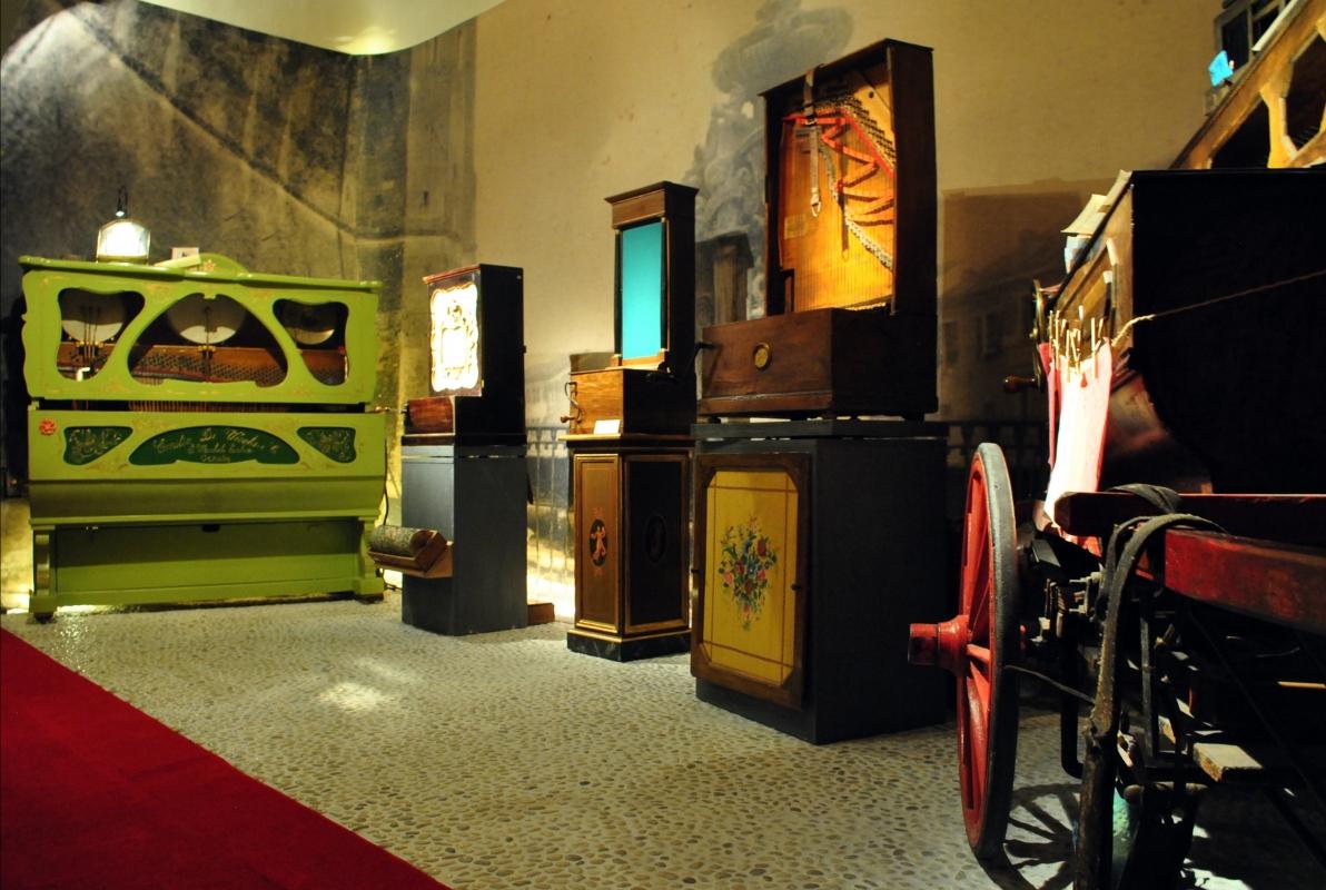MUSICALIA il museo degli organetti - Luca Spinelli Cesena - Cesena (FC)