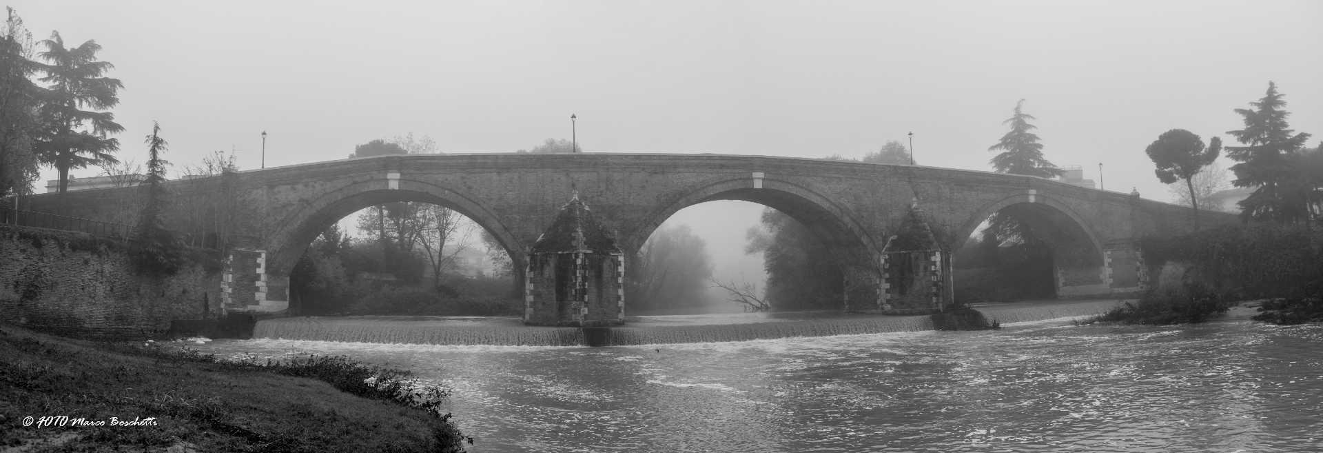Panoramica ponte vecchio - Boschettim65 - Cesena (FC)