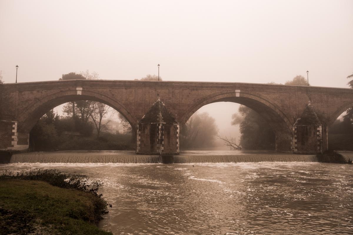 Ponte vecchio vintage - Boschettim65 - Cesena (FC)