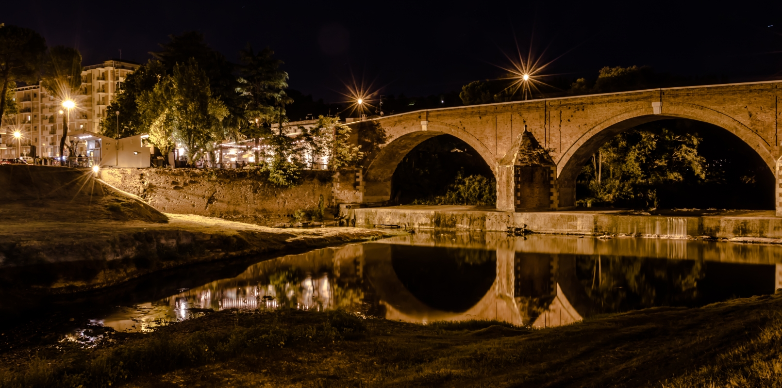 Ponte Vecchio di Cesena (FC) - CarloLami - Cesena (FC)
