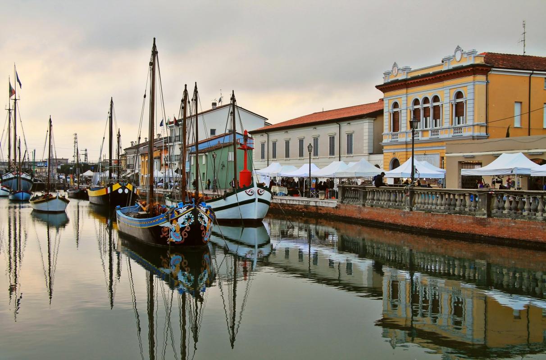Porto canale di cesenatico - Milena di nella - Cesenatico (FC)