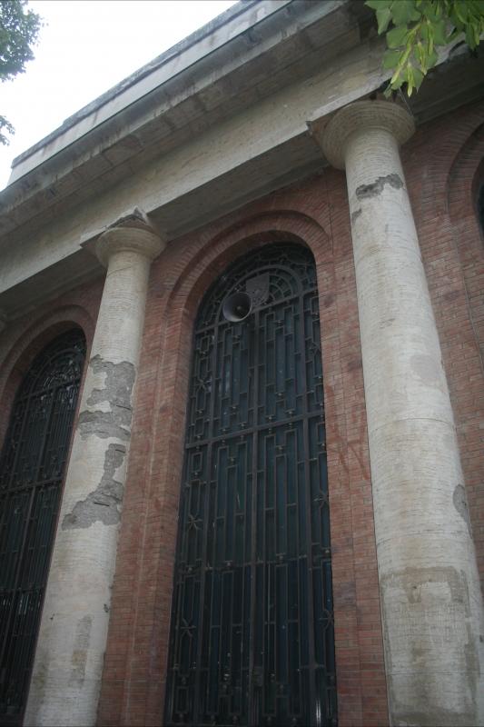 Particolare facciata ex Foro Boario - VincenzoBaldini60 - Forlì (FC)