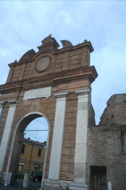 Facciata Porta Schiavonia - VincenzoBaldini60 - Forlì (FC)
