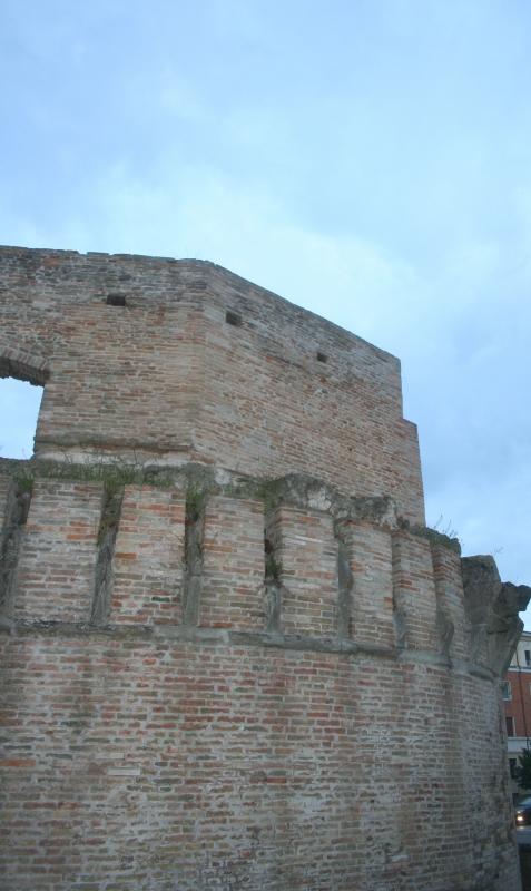 Particolare torre Porta Schiavonia - VincenzoBaldini60 - Forlì (FC)